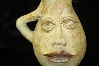 1991-Kultgefaess-I-Keramik-H29cm-v