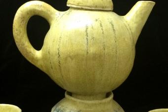 1992-Archaisches-Service-Keramik-H45cm