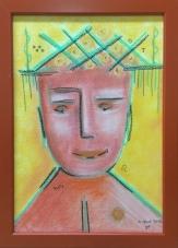 2016 August Pastell auf Papier 20x30cm