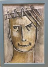 2016 November Pastell auf Papier 20x30cm