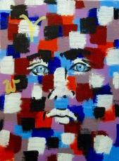 2015 April Acryl auf Leinwand 30x40cm verkauft