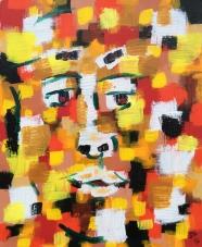 2014 Herbst Acryl auf Leinwand 50x60cm verkauft