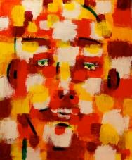 2014 Wiesonne Acryl auf Leinwand 50x60cm