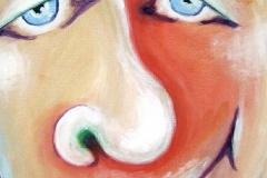 Malerei: Thema Gesicht