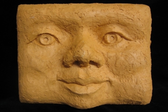 2005 Hathor Keramik H14cm