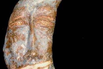 1994 Mond Keramik H32cm