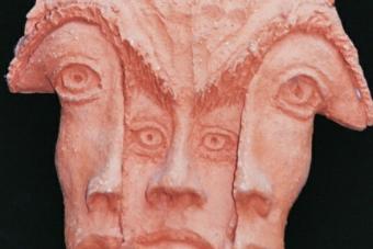 2000 Psycho Keramik H25cm verkauft