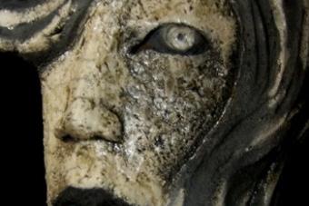 2008 Spaeherin Keramik H35cm