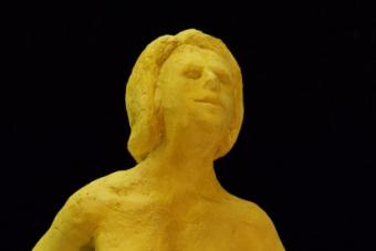 2006 Beckenfehlstellung Keramik H31cm verkauft