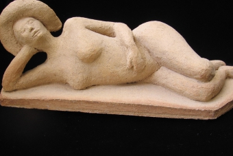 1999 Goethin Keramik L30cm