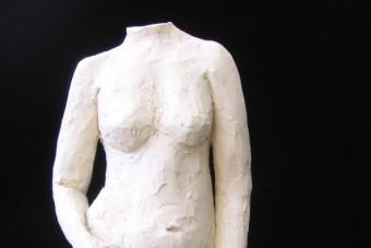 2000 Kopflos Keramik 31cm
