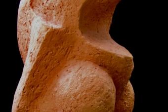 1996 Choleriker Keramik H42cm