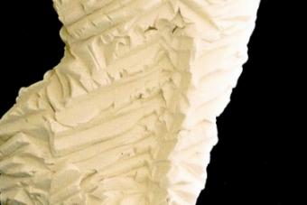 2000 Geschlagener Keramik H47cm verkauft