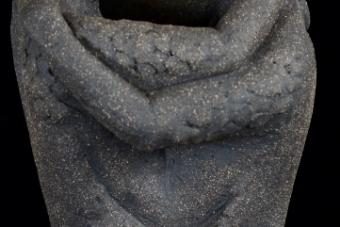 2016 Gemeinsames Herz Keramik H51cm