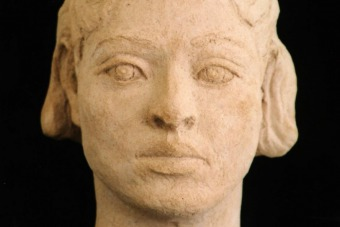 1999 Dayana Matus Keramik H29cm verkauft