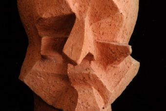 1996 Gladiator Keramik H33cm v