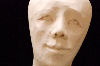 2014 Herz Keramik H50cm