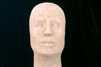 2014 Sehnsucht IV Keramik H36cm