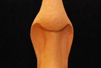 2007 Vollsinnig Keramik H55cm
